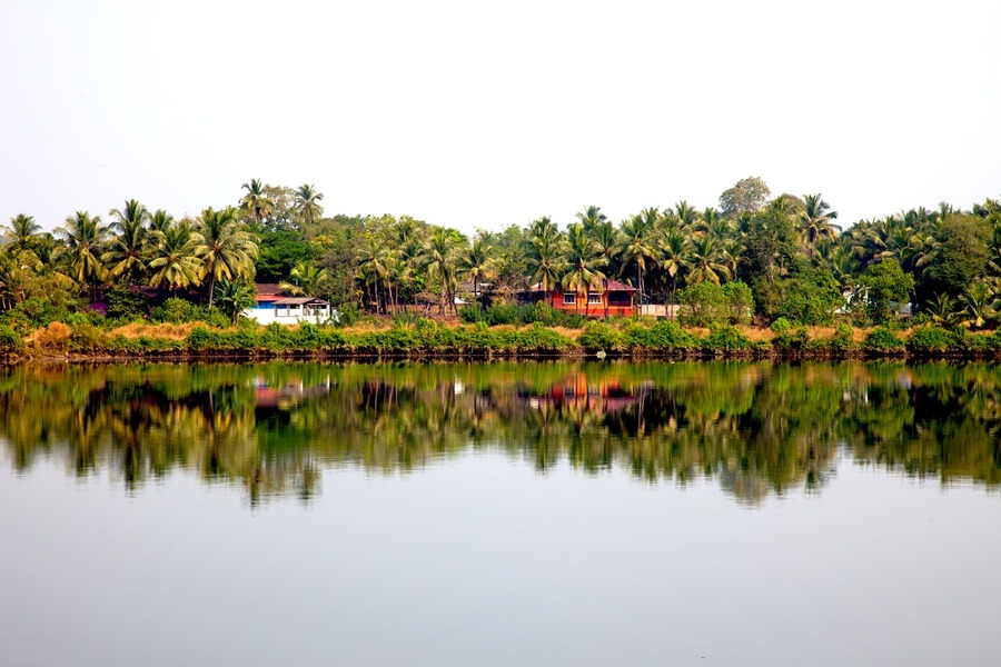 River View in Goa