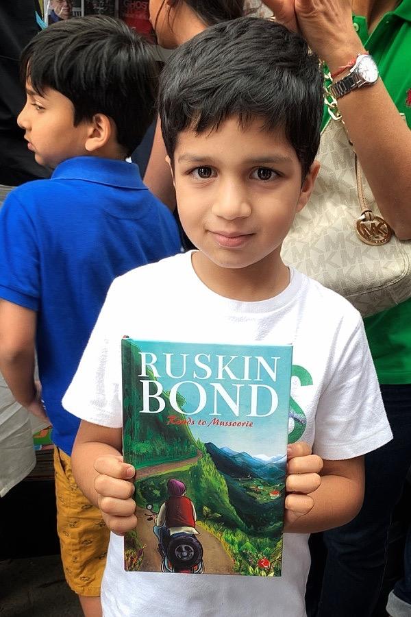 Ruskin Bond - A favourite
