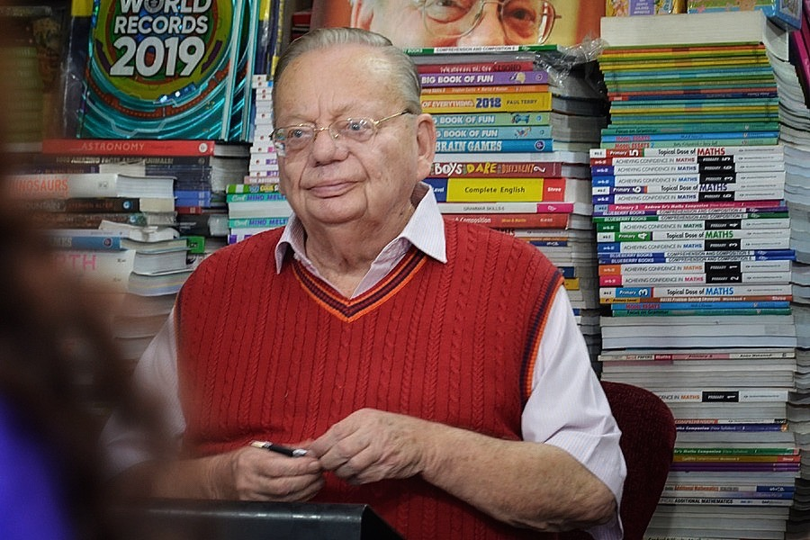 Meeting Ruskin Bond – India's Most Loved Author