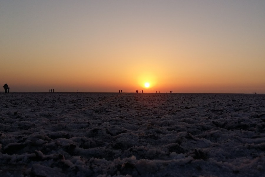 Sunrise White Rann