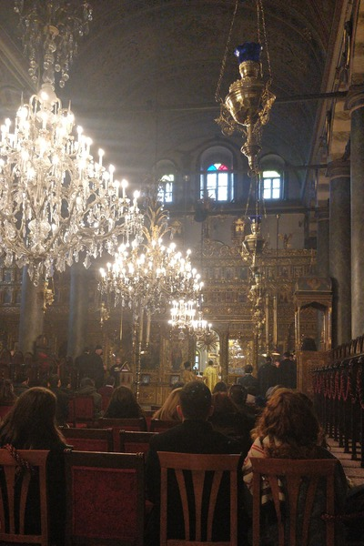 Ecumenical Orthodox Patriarchate - Interiors