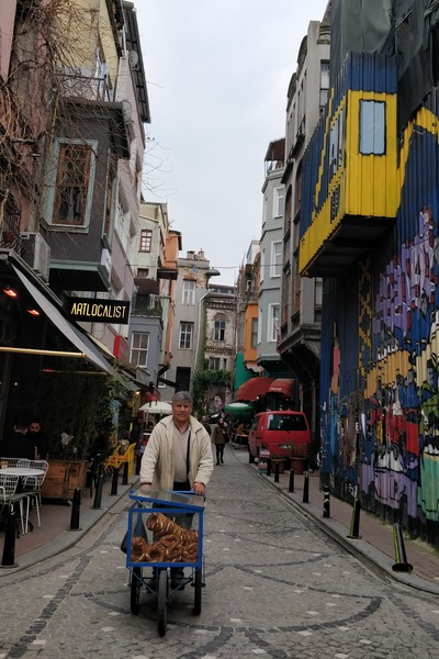 Streets of Fener and Balat