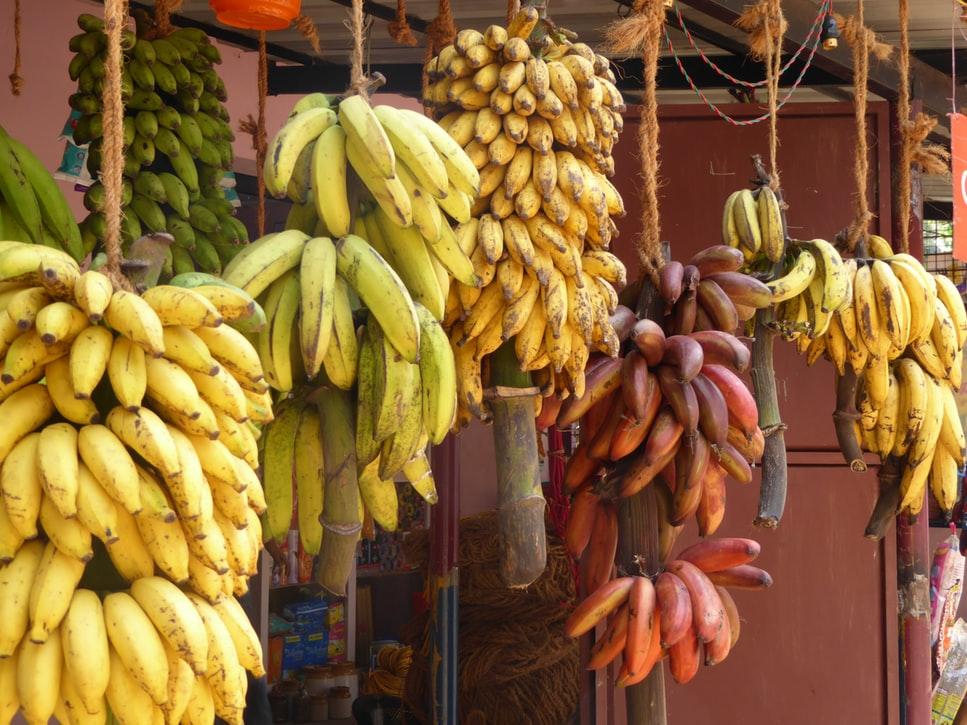 Bananas in Kerala