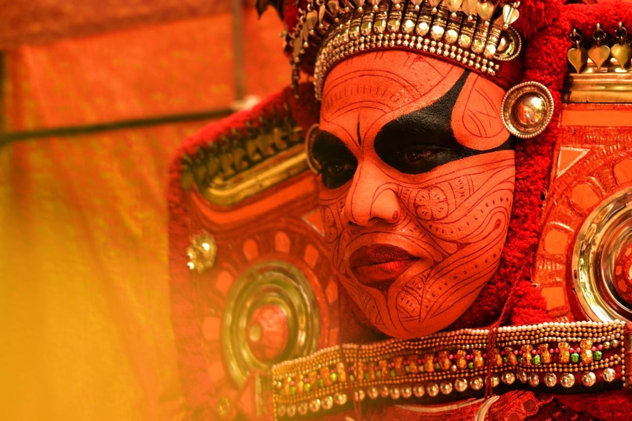 Traditional Dance, Kerala