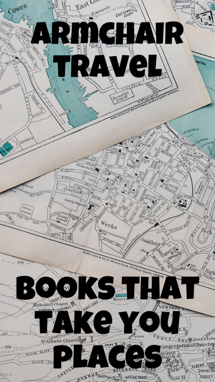 Must Read Travel Books that Take You Places