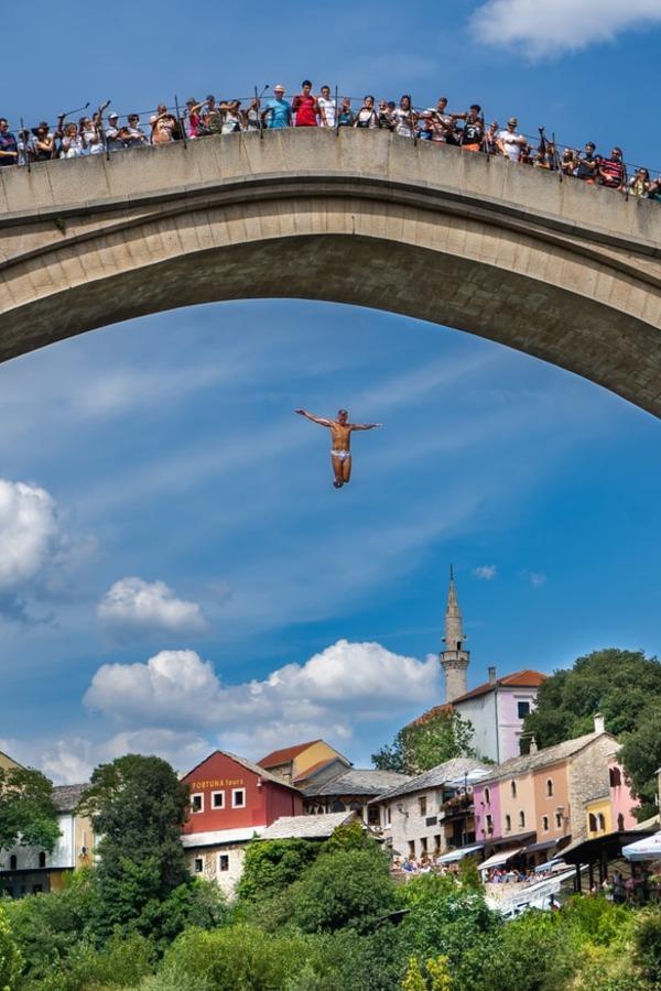 Jump from the Bridge