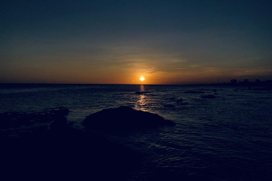 Rameshwaram Sunrise