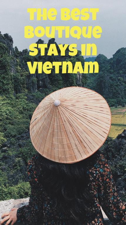 The Best Boutique Stays in Vietnam