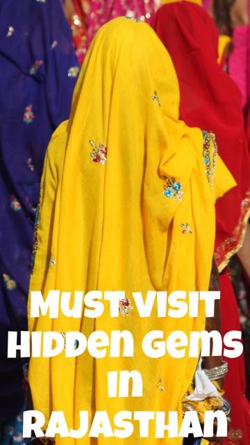 5 Must Visit Hidden Gems in Rajasthan