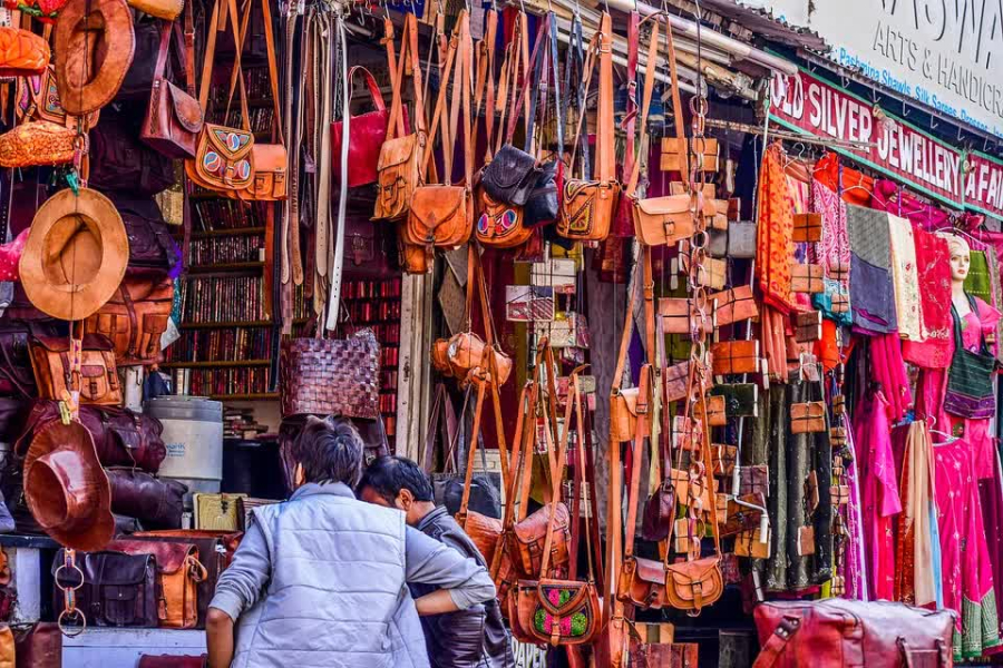 Rajasthan Market