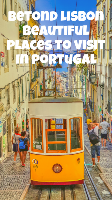 Beyond Lisbon - Places to Visit in Portugal #Portugal