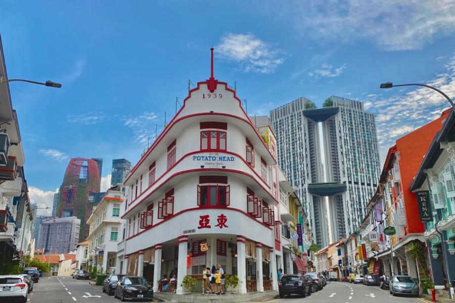 Discovering Singapore's Hidden Gems