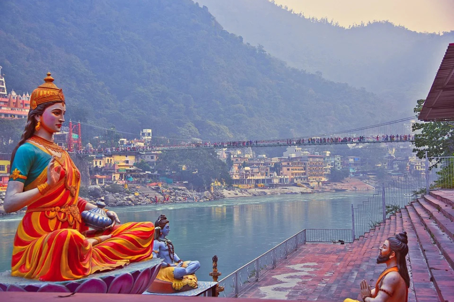 Rishikesh_India