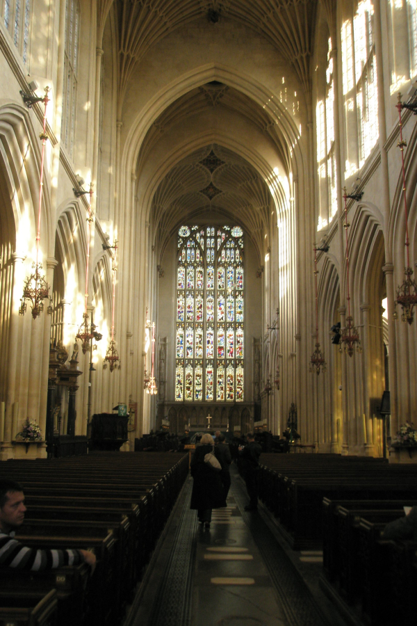 Bath Abbey 2