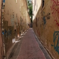 Narrow lanes of Upper Town