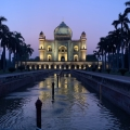 Safdarjung's Tomb – Blue Hour Photography