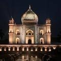 Safdarjung's Tomb New Delhi – At Night
