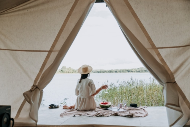Five Luxury Camping Stays In India