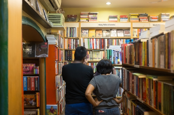 Bookshop in Khan Market